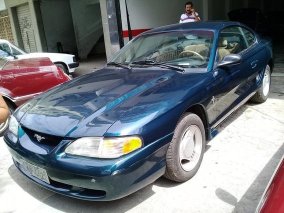 Raridade Mustang 1994 V6 Único Dono 20.000 Milhas Originais