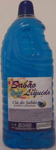 Sabão Líquido Artesanal - 2 Litros