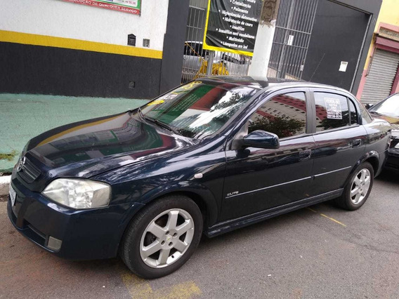 Chevrolet Astra Sedan 2.0 Elite Automatico 2005 Top De Linha