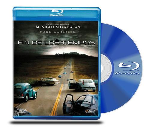 Blu Ray El Fin De Los Tiempos