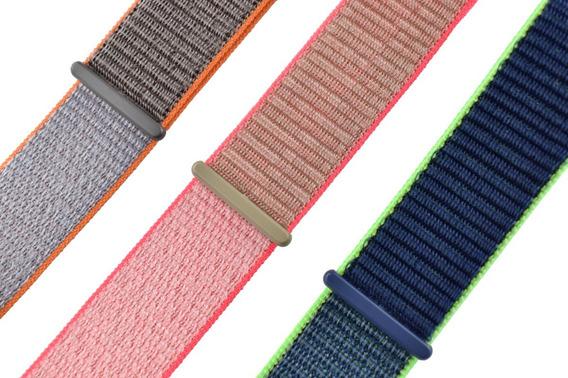 Correa Nylon Apple Watch Serie 1 2 3 4 5, 38/40mm 42/44mm