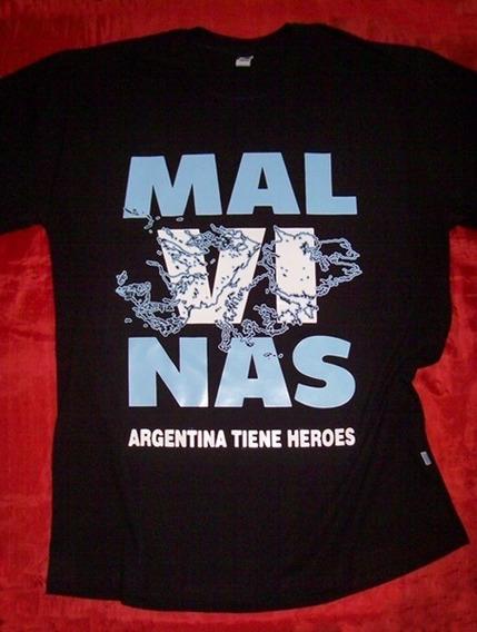 Malvinas Argentinas Remeras