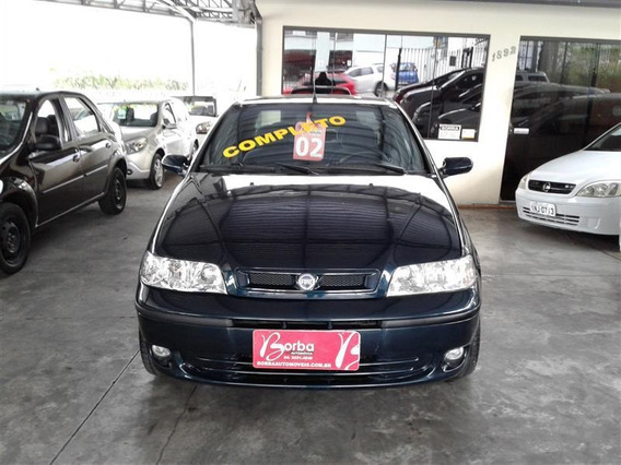 Fiat Siena 1.0 Mpi Fire Elx 16v Gasolina 4p Manual 2001/2002