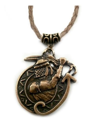 Imagem 1 de 4 de Colar Ogum Senhor Da Guerra Iorubá