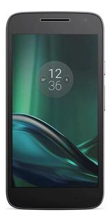 Celular Moto G4 Play Rôxo 16gb Dual Tv Xt1603 Vitrine Nfe !