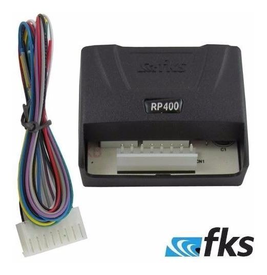 Módulo Receptor Padrão Fks Rp400 R2 Acionamento A Distância