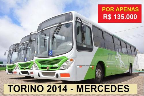 Marcopolo Torino 2014 - Mercedes Of 1721 - Varias Unidades