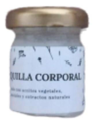 Mini Mantequilla Corporal Natural Hidrat - g a $286