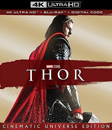 4k Ultra Hd + Blu-ray Thor