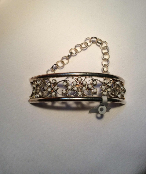 Bracelete Em Prata - Semijoias