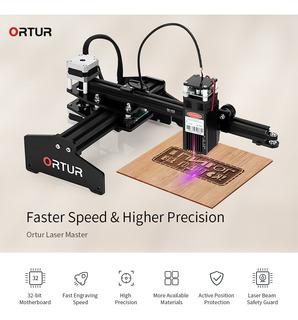 Cortador Personal Máquina De Grabado Láser Ortur Laser Mas