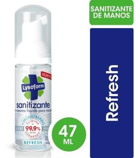 Lysoform Sanitizante Para Manos Refresh X 47 Ml