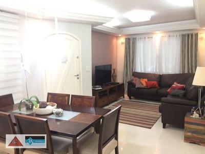 Sobrado Com 3 Dormitórios À Venda, 149 M² Por R$ 920.000 - Jardim Textil - São Paulo/sp - So1263