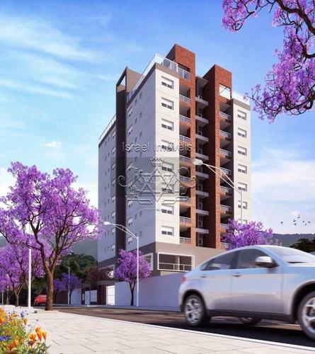 Imagem 1 de 12 de Apartamento - Jardim Britania - Ref: 260 - V-260