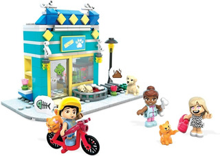Mega Construx World Pet Care Shop Clínica Veterinaria 182pz