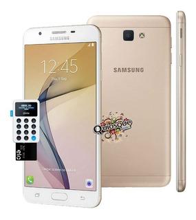 Samsung Galaxy J7 Prime Duos Dourado + Maquininha Izettle