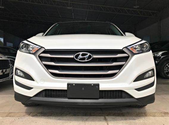 Hyundai Tucson Gl Turbo 1.6. Branco 2016/17