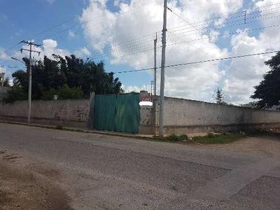 Renta De Terreno A Una Cuadra De Periferico 2000 M2.