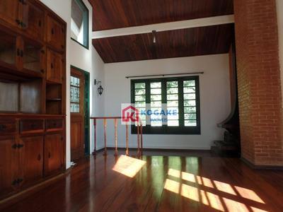Casa Com 3 Dormitórios À Venda, 304 M² Por R$ 900.000 - Jardim Apolo Ii - São José Dos Campos/sp - Ca0331