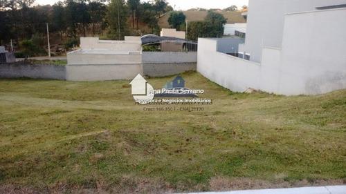 Imagem 1 de 3 de Terreno - Condomínio Gramados De Sorocaba - Terreno Em Condomínio A Venda No Bairro Jardim Gramados De Sorocaba - Sorocaba, Sp - Ap15941