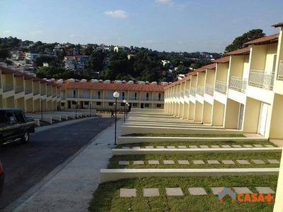 Sobrado Residencial À Venda, Jardim São João, Jandira. - So0154