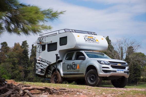 Camper Para Camioneta Cabina Doble