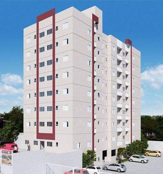 Apartamento Em Jardim Oriente, São José Dos Campos/sp De 54m² 2 Quartos À Venda Por R$ 245.000,00 - Ap589239