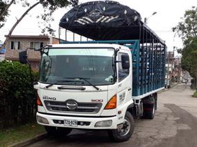 Camion Estacas Hino Fc 500