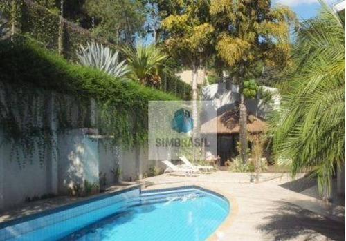 Imagem 1 de 19 de Casa  No Gramado - Campinas. - Ca0158