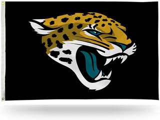 Bandera Jacksonville Jaguars Nfl Importada