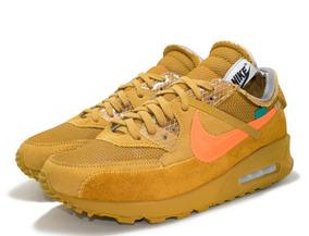 Tênis Nike Air Max 90 Off White Promoçao+frete Gratis