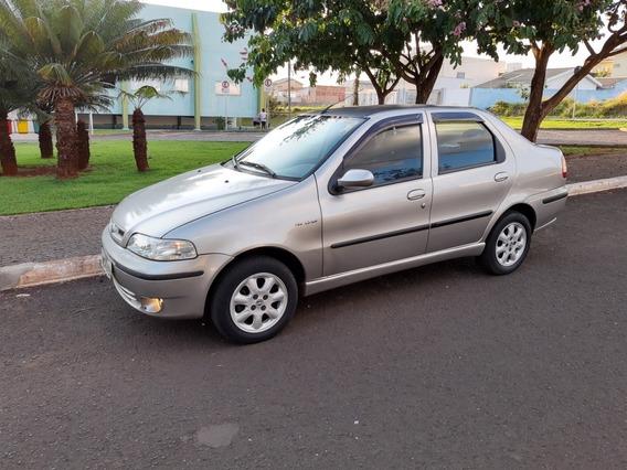 Fiat Siena 1.3 16v Elx 4p 2003