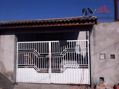 Imagem 1 de 4 de Casa Residencial À Venda, Jardim Mirandola, Americana. - Ca1217