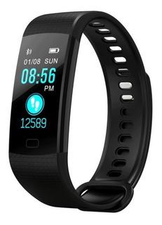 Reloj Smart Watch Pulsera Inteligente Ritmo Cardiaco Colores