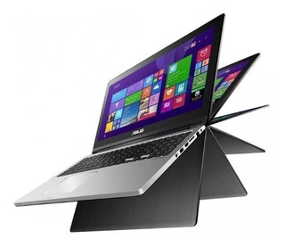 Notebook Asus I5 8gb Ram Tp500l Pantalla Táctil Batería Mal