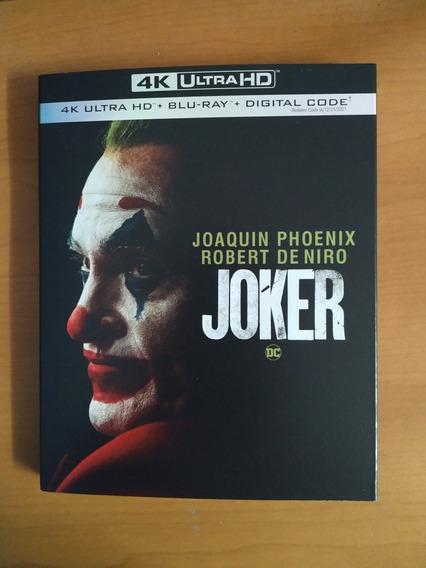 Guason Joker En 4k + Disponible + Envío Inmediato