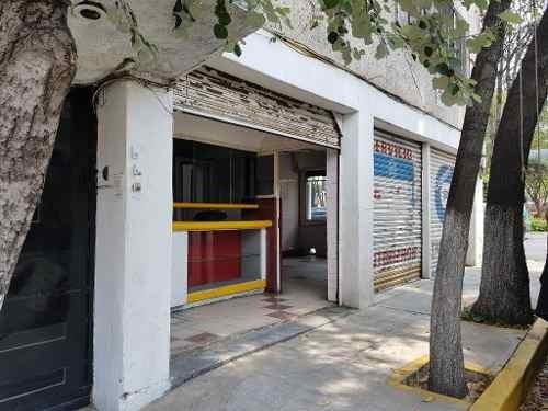 Local Comercial En Renta En Esquina, Excelente Ubicación