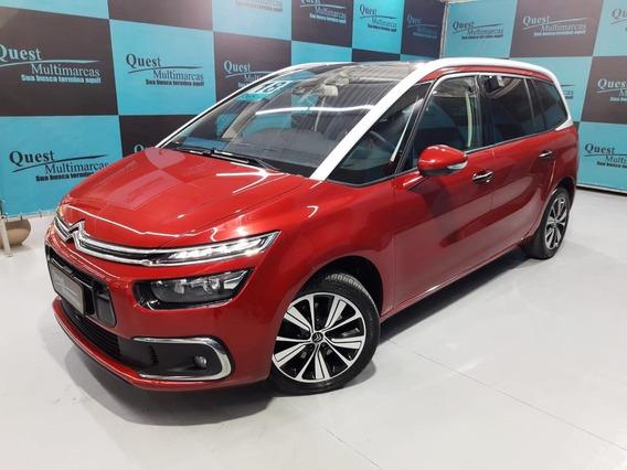 Citroën C4 Grand Picasso 1.6 Intensive 16v Turbo Gasolina