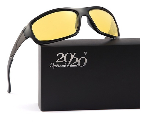 Gafas De Visión Nocturna Para Hombre. Uv 400 Marca 2020.