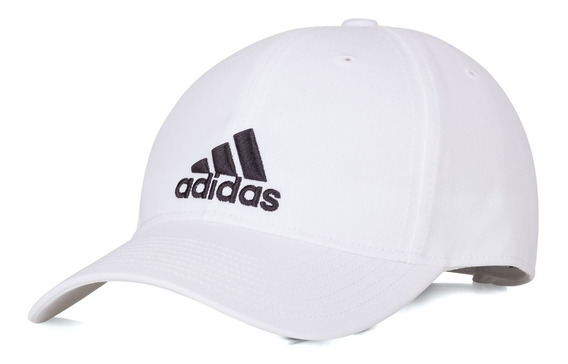 Boné adidas Ess Cotton Branco