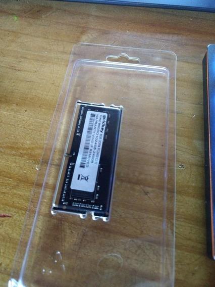 Memória Ram 8gb Ddr4 2400mhz Para Notebook Laptop Goldkey