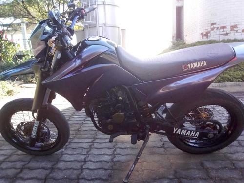 Yamaha Lander Motard