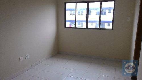 Imagem 1 de 20 de Apartamento Com 3 Dormitórios Para Alugar, 100 M² Por R$ 1.690,00/mês - Parque São Vicente - São Vicente/sp - Ap5695