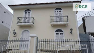 Casa Em Estilo Colonial, Charme E Bom Gosto - Ca0012