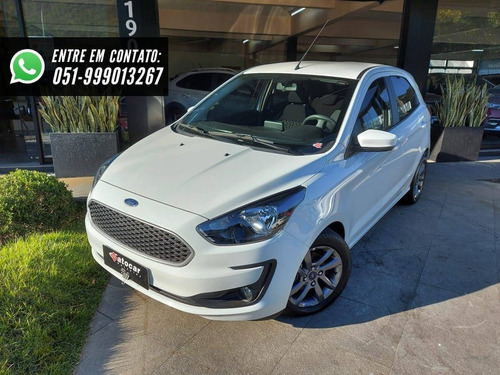Imagem 1 de 12 de Ford Ka 1.5 Ti-vct Flex Se Plus Manual