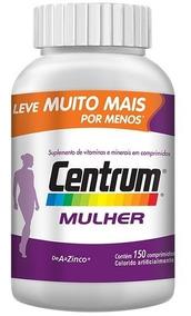 Centrum Mulher C/ 150 Comprimidos