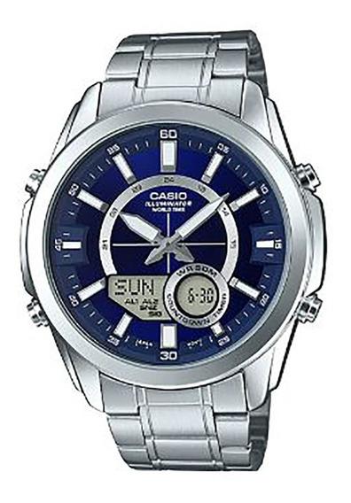 Relógio Casio Edifice Masculino Amw-810d-2avdf