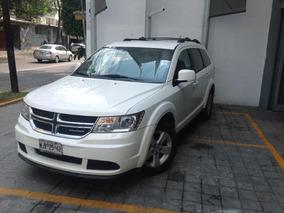 Dodge Journey 2012 5p Sxt 2.4l Aut 5 Pasj