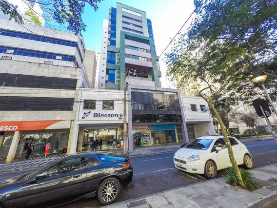 Sala Comercial Em Curitiba - Pr - Sa0001_impr