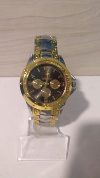 Relogio Rolex Daytona Silver Mix Goldem Original
